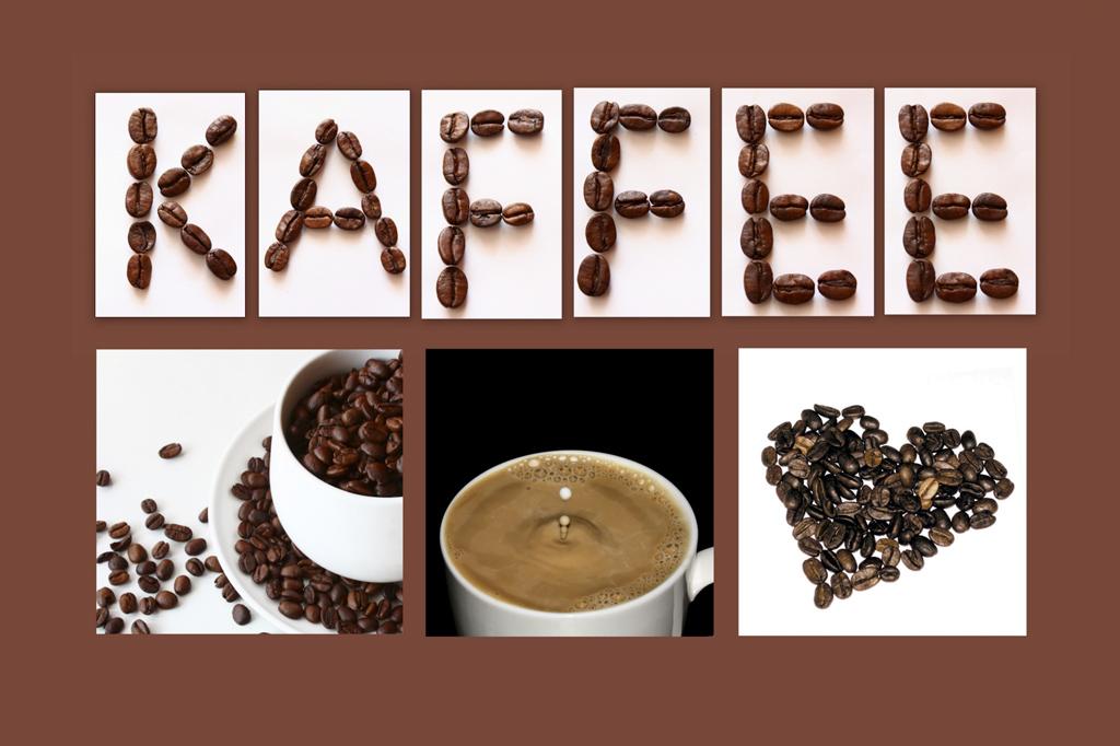Symbolbilder fürs Kaffeetrinken