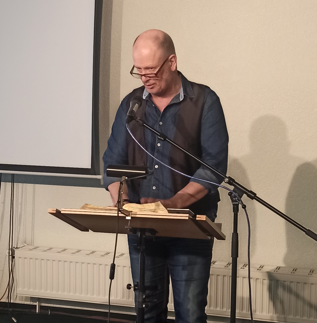 Prediger Karl-Heinz Wittek